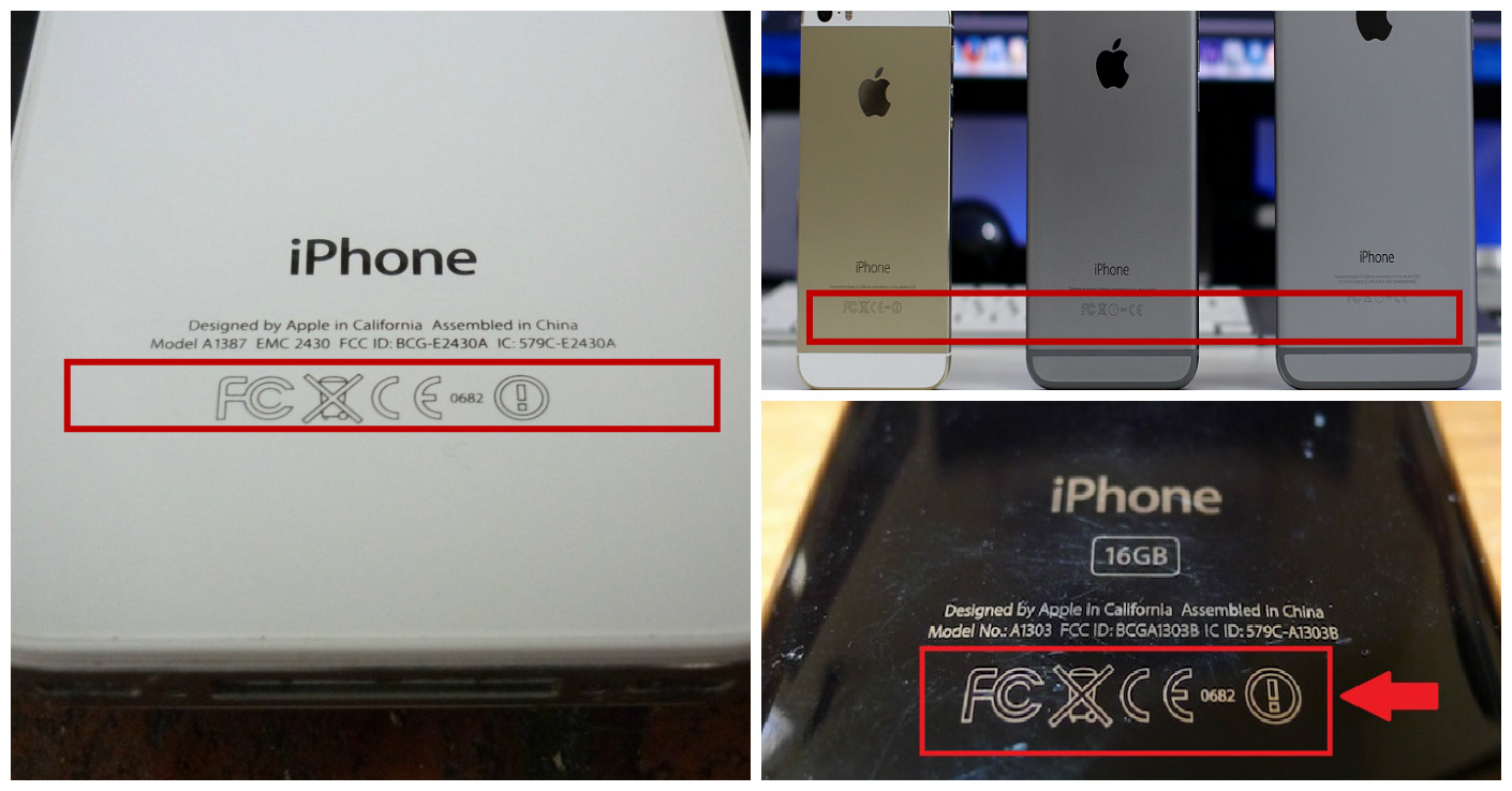 Why there are those strange symbols on the back of your iphone 0 buycottarizona