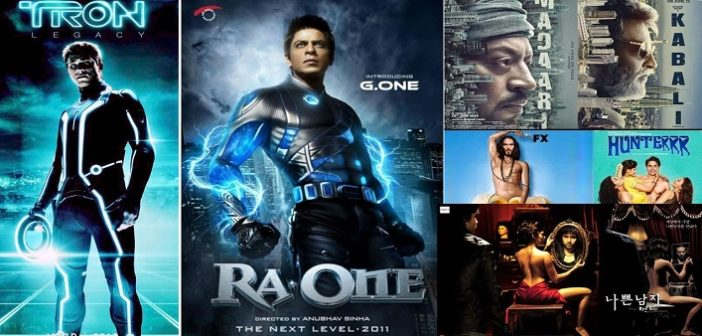 These Famous Bollywood Film Posters Are Inspired By Hollywood Films